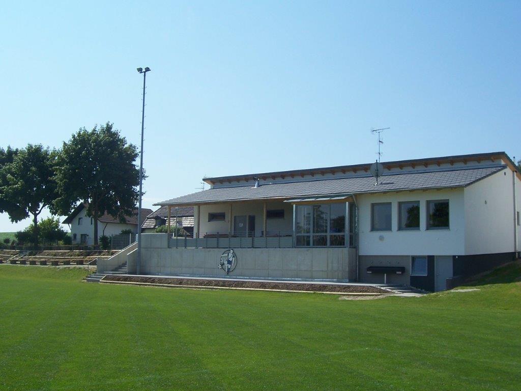 Sportheim Tettenweis