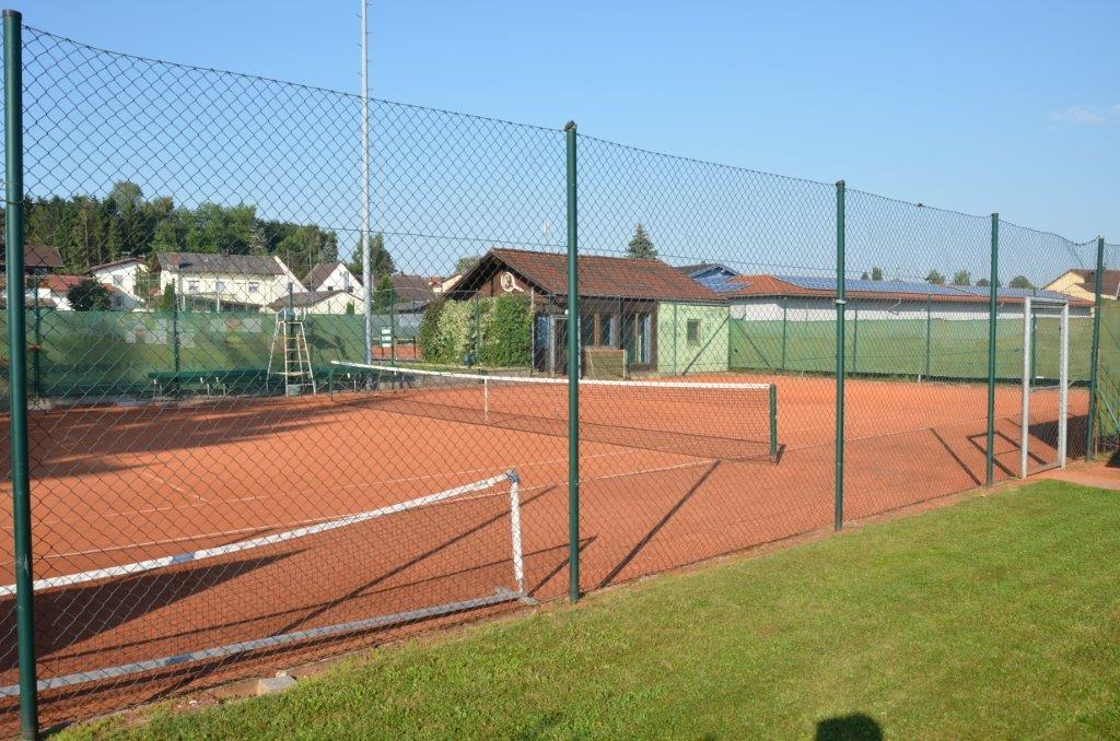 Tennisgelände TC Tettenweis